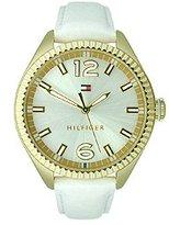 Tommy Hilfiger Women's 1781517 Casual Sport Analog Display Quartz White Watch