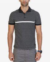 Nautica Men's Slim-Fit Striped Polo