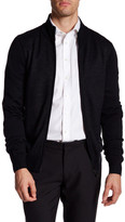 Toscano Barleycorn Stitch Zip Jacket