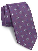Robert Talbott Men's Best Of Class Geometric Silk Tie