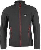 Millet Mens Vector Grid Fleece Jacket Outdoor Breathable Insulation Lightweight
