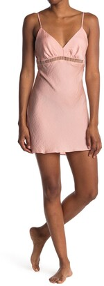 Midnight Bakery Izzy Solid Hammered Chemise