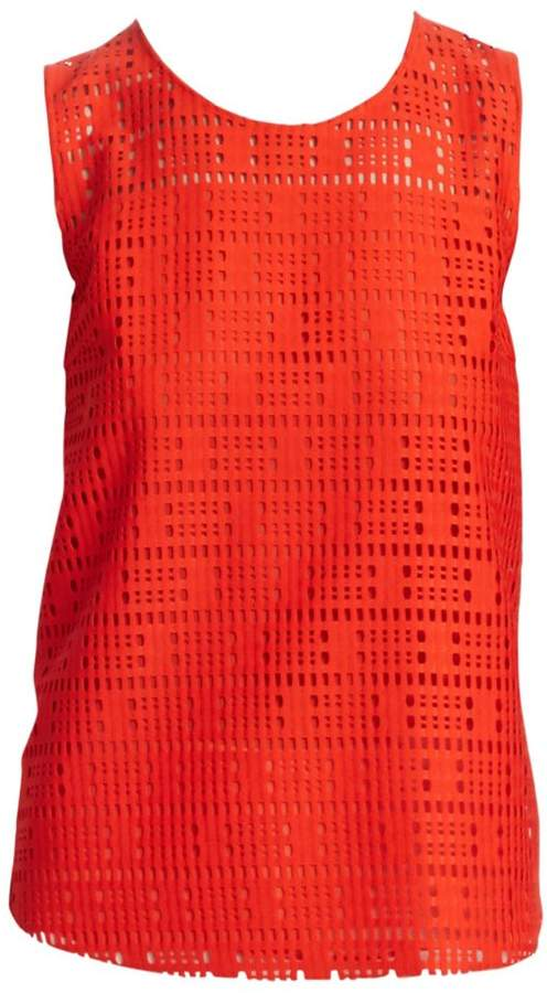 Akris Punto Lce-Front Sleeveless To