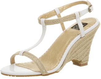 Not Rated Women's Emma Wedge Espadrille Sandal