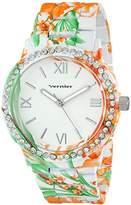 Vernier Women's VNR11168TRO Analog Display Japanese Quartz Multi-Color Watch