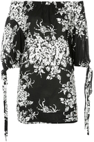 Sonia Rykiel Floral Beach Dress
