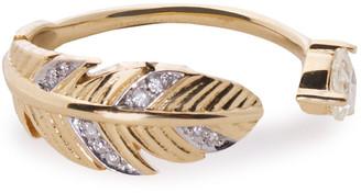 Pamela Love Frida 18-karat Gold Diamond Ring