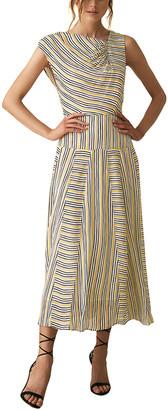 Reiss Raya Midi Dress