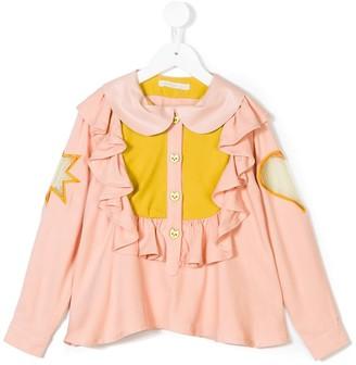 Raspberry Plum Ioli Shirt
