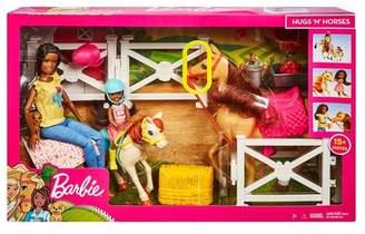 Mattel Barbie(R) & Chelsea(TM) Doll Hugs 'N' Horses Playset