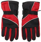 Men Ski Gloves - SODIAL(R) Men Ski Gloves Thermal Waterproof For Winter Outdoor Sports Snowboard