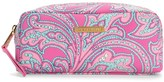 Juicy Couture Ipanema Paisley Cosmetic Case