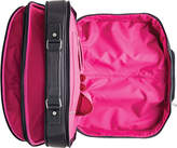 Baggallini SKY684 Skyline Rolling Briefcase - Black Spinner Luggage