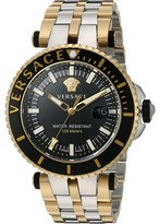 Versace V-Race Diver VAK04 0016 Watches