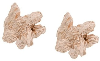 Niza Huang Under Earth irregular earrings