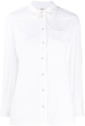 BA&SH Button-Up Long Sleeve Shirt