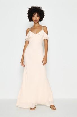 Coast Cold Shoulder Maxi Dress