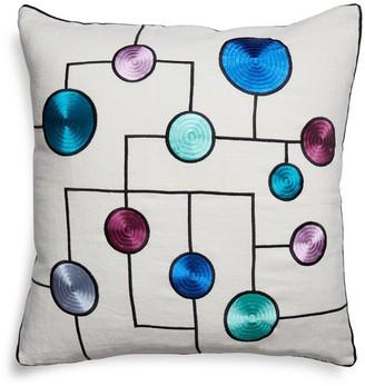 Jonathan Adler Globo Trellis Pillow