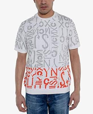 Sean John Men's Short Sleeve Knit Shirt