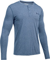 Under Armour Men's Threadborne Siro Long-Sleeve Henley Shirt