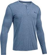 Under Armour Men's Threadborne Siro Long-Sleeve Henley Shirt