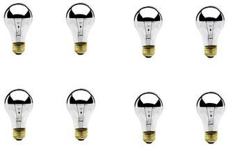 Bulbrite 60 Watt A19 Incandescent, Dimmable Light Bulb, (2700K) E26/Medium (Standard) Base Industries