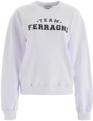 Chiara Ferragni Team Ferragni Sweatshirt