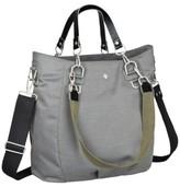 Lassig Infant 'Green Label - Mix 'N Match' Diaper Bag - Grey