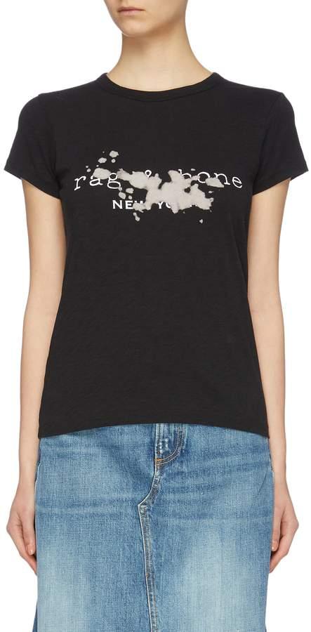 e1c6259ae6 Paint Splatter Print Shirt Women - ShopStyle