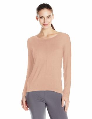 Hanro Women's Yoga Long Sleeve Top