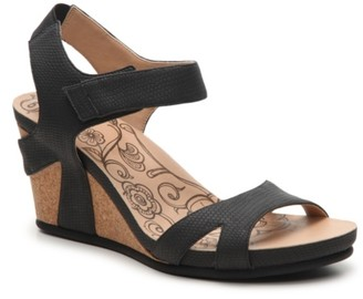 Mootsies Tootsies Tori Wedge Sandal