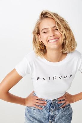 Cotton On Essential Friends T Shirt