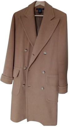 Ralph Lauren Camel Wool Coats
