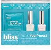 Bliss First & 'Four'-Most Nail Gift Set
