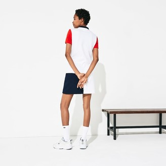 Lacoste Women's SPORT Roland Garros Color-Block Polo Shirt