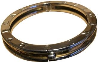 Bvlgari B.Zero1 White gold and steel Bracelets