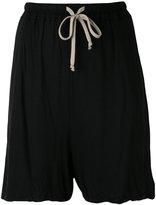 Rick Owens Lilies slouch shorts - women - Cotton/Polyamide/Viscose - 38