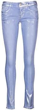 Cimarron LANA POWER DENIM women's Skinny Jeans in Blue