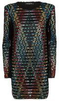 Balmain Embellished Tulle Dress