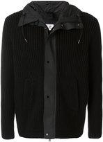 C.P. Company hooded knit jacket