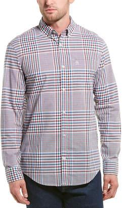 Original Penguin Glen Plaid Woven Shirt