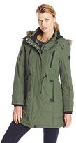 Hawke & Co Women's Anorak Parka with Hood