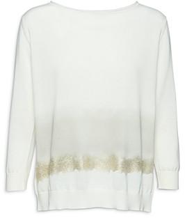 Fabiana Filippi Ombre & Metallic Sweater