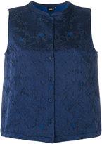 Aspesi textured blouse