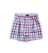 Tommy Hilfiger Check Woven Boxer