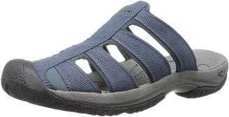 Keen Men's Midnight Navy/Black ARUBA II Sandals 11.5 D(M) US