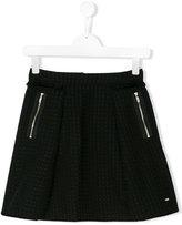 Karl Lagerfeld a-line skirt