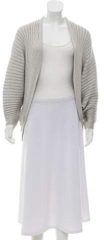 Ralph Lauren Black Label Knit Long Sleeve Cardigan