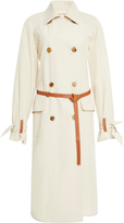 Tory Burch Marielle Belted Trench Coat