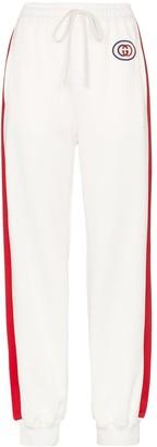 Gucci Striped Track Pants